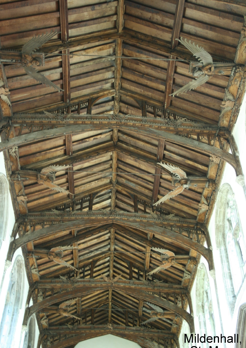 Mildenhall Church Roof.JPG